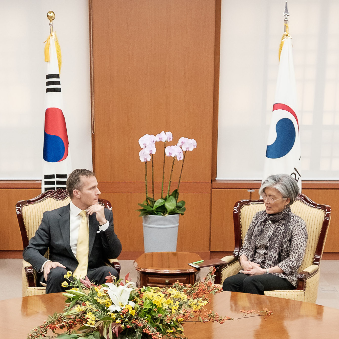 Missouri Governor and First Lady visit Korea to Bolster Economic Cooperation